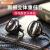 TORRASヘッドホン入耳式线控耳运动型パソコンhifi音楽イヤホンアップルファーウェイがチキンを食べます。ユニバーサルK歌7魔音ケーブルHFiステレオ【亮黑】。