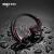 aigo(aigo)MP 3-601 Bluetoothイヤホン運動双耳無線カードヘッドセットセット一体型メモリを持ち、ランニング男女の耳掛け式黒の標準装備+16 G音楽カード+2 OTGを送る。