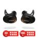 博士(BOE)SoundSport Free真無線Bluetoothスポーツヘッドフォン入耳式汗防止運動耳栓黒