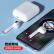 ディ悠(DBUE)Bluetoothイヤホン5.0無線アップルairスポーツpods 2ステレオiPhone XsMaxファーウェイMi紅米not 7 Android携帯電話tws 50 xsホワイト