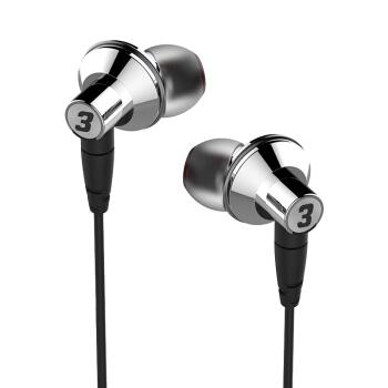 达音科(DUNU)Titan 3 T 3入耳式HIFI音楽イヤホンのボーカル耳栓が発熱して、ケーブルのイヤホンを交換します。