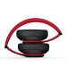 beats studio 3 Wirelessヘッドセットノンスキーヘッドフォン無線Bluetoothオートノイズ解消ヘッドフォン録音師3代が、がむしゃらに黒赤(10周年記念モデル)