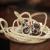 山霊(SHANLING)ME 500白金版ケーブル入耳式イヤホン輪鉄交換ラインスポーツパソコン携帯ノイズ・キンゼル熱音楽プラチナシルバー