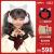 妖舞YOWU猫耳イヤホーン3代可愛い少女心ワイヤレスBluetooth 5.0頭型猫耳イヤホーン二次元猫耳精灵ブラク