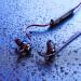 SOOQOO【澎湃低音CSR本当に発熱レベルの海外直送】イギリスのプロ級スポーツBluetoothイヤホン首掛式双耳入耳式イヤホンPX-6 pro黒赤
