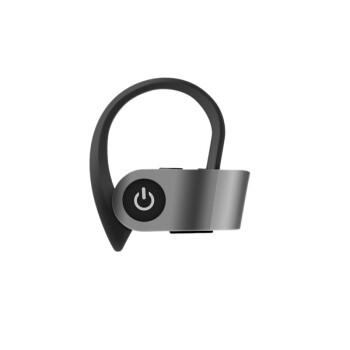 ブルーtoothヘッドフォンワイヤレスヘッドフォンヘッドフォンヘッドフォンヘッドフォンの音响(XIANGCHE)を响かせます。ランニングビジネスミュージックの运転をしています。ファーウェイOPO共通の単耳版ブラックです。