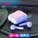 牧士【1台買います。2台送ります。】M 3本当の無線Bluetoothイヤホンはアップルiphone 7/8/XRファーウェイMi入耳式Airスポーツミニチュア両耳携帯電話のイヤホンに適用されます。
